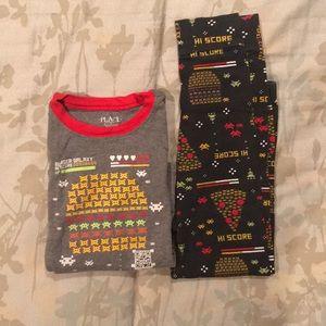 Kids pajamas, size 7